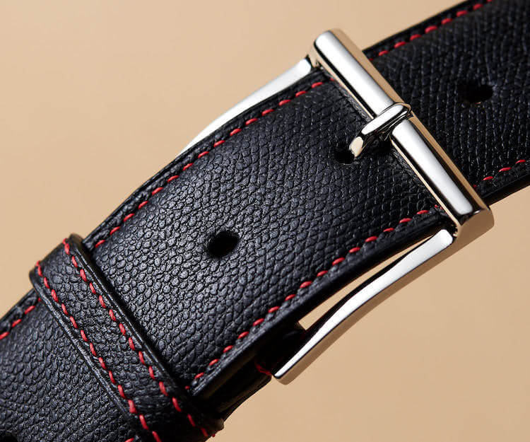 Handmade and Hand-stitched Calf Leather Belt
