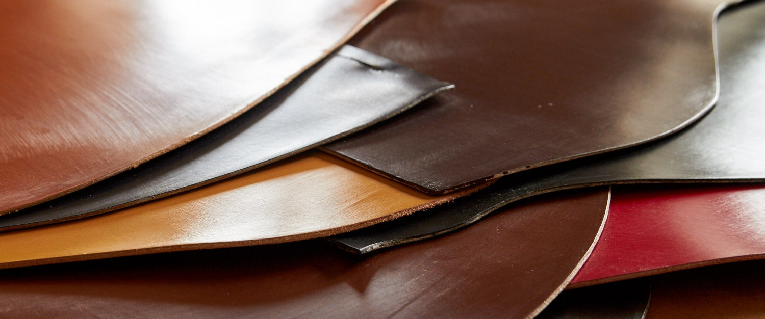 Our Sedgwick leathers